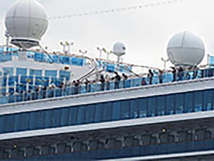 「クルーズ船の防止策不十分だった可能性」とCDC 「客室待機後も感染広がった」と国立感染研