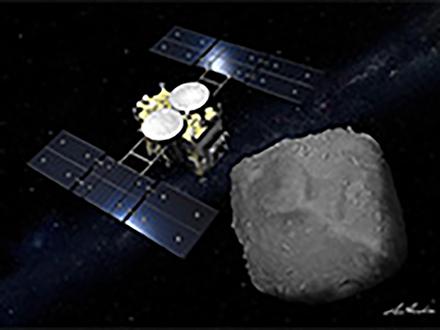小惑星「りゅうぐう」は隙間だらけ 観測で判明