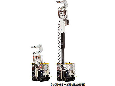 """""""アシモ""""技術で原発調査ロボ"""