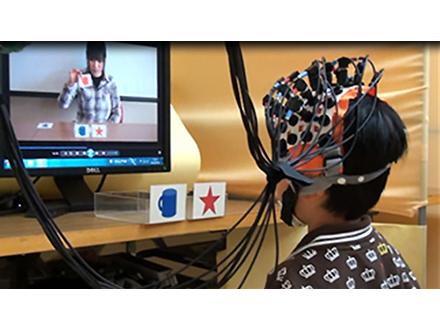 テレビとライブで子どもの脳活動は違う