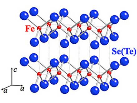 鉄カルコゲナイドの超伝導の臨界温度上昇