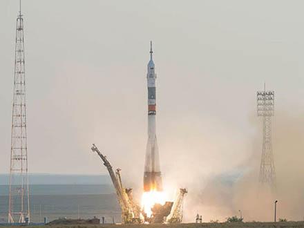 大西さん搭乗のソユーズ宇宙船、9日にISSにドッキング