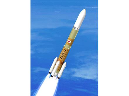 H3ロケット、初号機の打ち上げ延期 開発中の主エンジンに異常