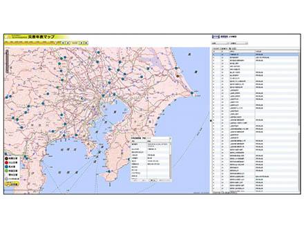 自分の地域の過去の災害事例を検索 防災科研が「災害年表マップ」を作成、公開