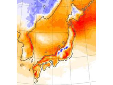温暖化で一部地域は豪雪増加 気象研がシミュレーション