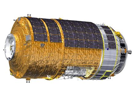 「こうのとり」から6超小型衛星を放出