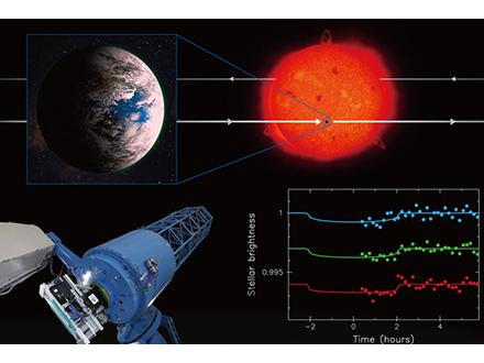 地球に似た7惑星見つかる 3つは海がある可能性