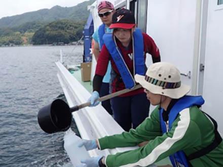 DNA解析法により1日で魚種の8割検出