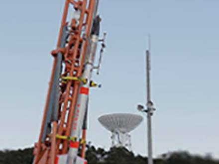 電線ショートが原因か 世界最小ロケット失敗