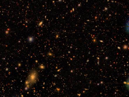 132億年前の最古の銀河を発見 国立天文台も参加する国際観測チーム