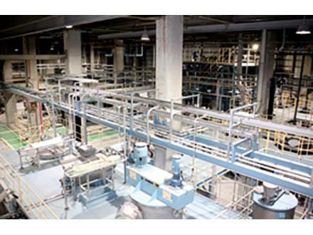 新素材CNFの年間500トンの量産を開始 NEDOプロジェクトで日本製紙石巻工場