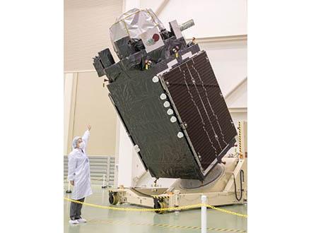 情報収集衛星「光学6号機」の打ち上げ成功