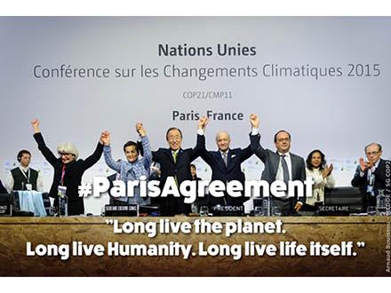 パリ協定での実施ルールを協議 COP23開幕
