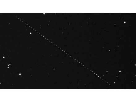 地球接近の小惑星を東大観測所が撮影