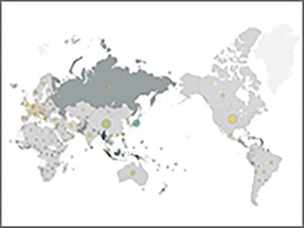 日本の災害科学研究は、数は多いが影響力が小さい