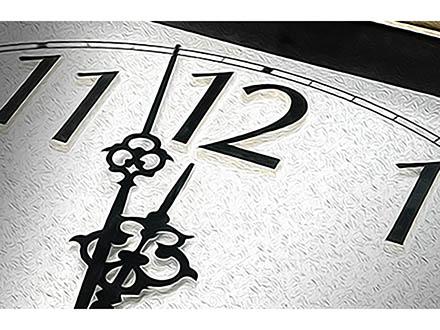 気候変動や核戦争の脅威増し「終末時計」は「残り2分」