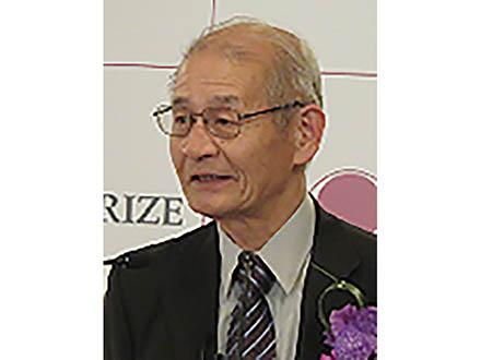 今年の日本国際賞はリチウムイオン電池を開発した吉野氏とリンパ球を見つけた米豪の2氏に