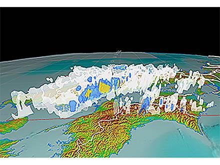 積乱雲が連続発生する「バックビルディング現象」が起きていた 西日本豪雨で防災科研が解析