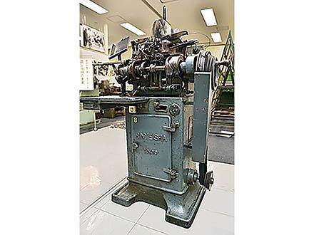 「機械遺産」に新聞用活字鋳造機など4件を新たに認定 日本機械学会