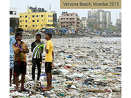海のプラスチックごみ問題が深刻化 OECDとUNEPが報告書