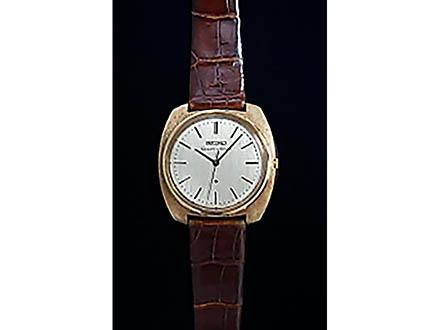 未来技術遺産に世界初のクオーツ式腕時計など新たに19点を登録 国立科学博物館