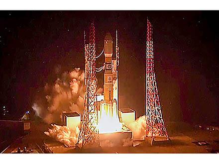 「こうのとり」7号機、打ち上げ成功 貴重な物資を運び、27日に宇宙ステーション到着