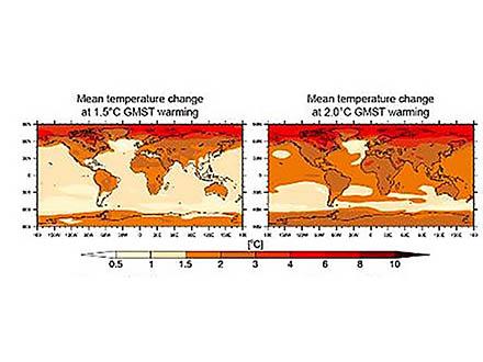 「早ければ2030年にも1.5度上昇し、自然災害リスク高まる」 IPCCが特別報告書