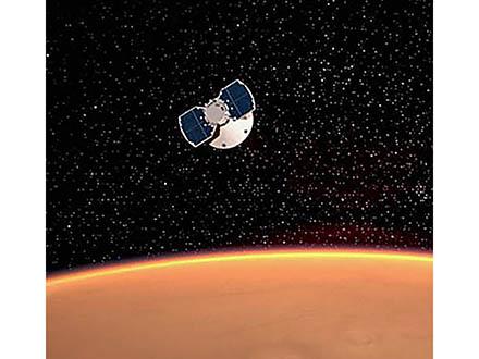 米探査機「インサイト」が火星着陸に成功 初めて内部の構造解明に挑む