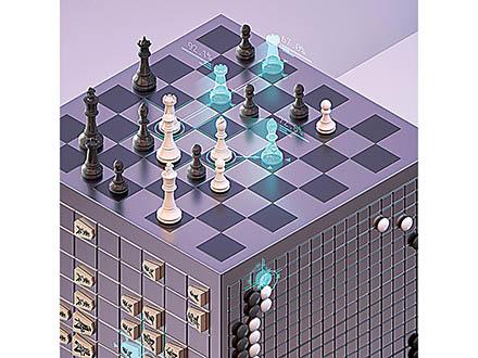 AIの「アルファゼロ」が3つの盤ゲーム最強ソフトを打ち破る