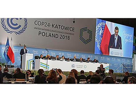 パリ協定の実施ルールづくり難航 COP24で先進国と途上国が対立