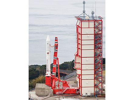 「流れ星衛星」など7衛星搭載したイプシロン4号機を打ち上げ