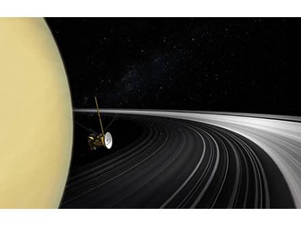 土星の輪ができたのは太陽系の歴史では「ごく最近」だったようだ