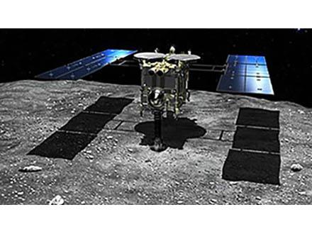 はやぶさ2、遠い小惑星りゅうぐうに着陸 3億キロ以上離れた難作業に成功の快挙