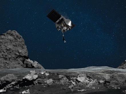 米国版はやぶさ「オシリス・レックス」が小惑星への着地に成功