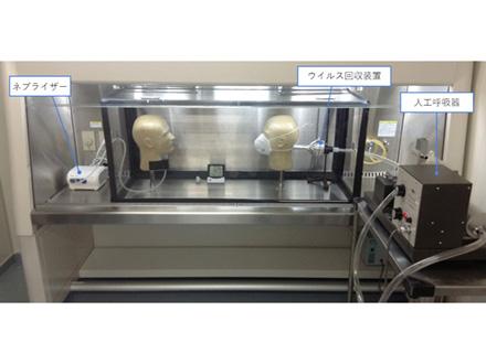 マスクはやはり拡散や吸い込み量抑える 東大医科研が新型コロナウイルス使い初の検証