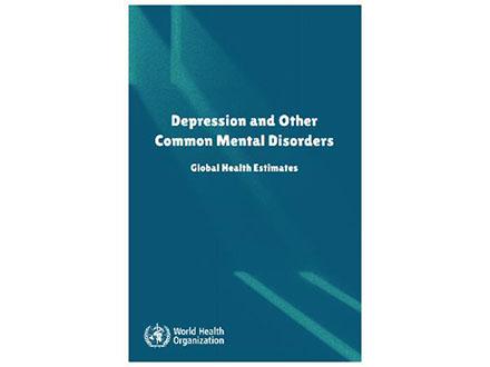 うつ病の人は世界で3億2千万人 WHOが推計