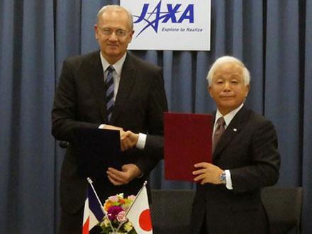 日本の火星衛星探査計画でフランスの機関と協力