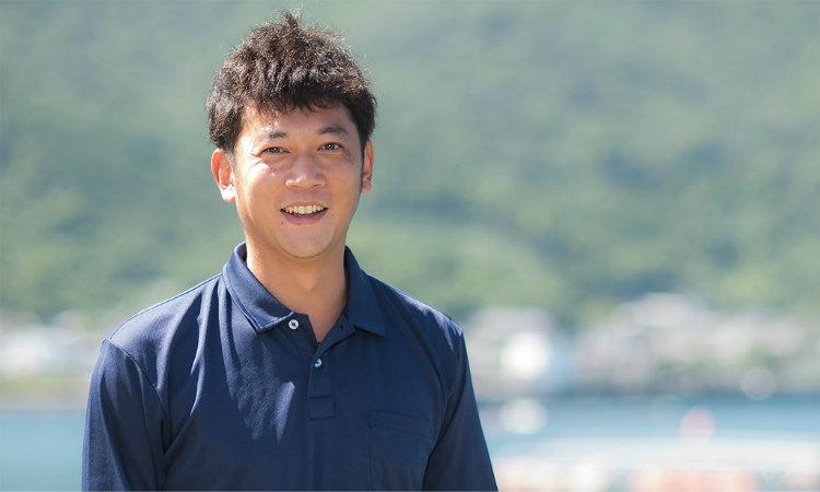 大西水産有限会社 代表取締役 大西 光さん