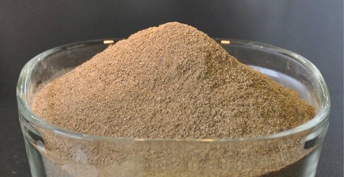 カイコやヤママユのサナギに含まれる免疫活性成分により作られた「シルクロース」。