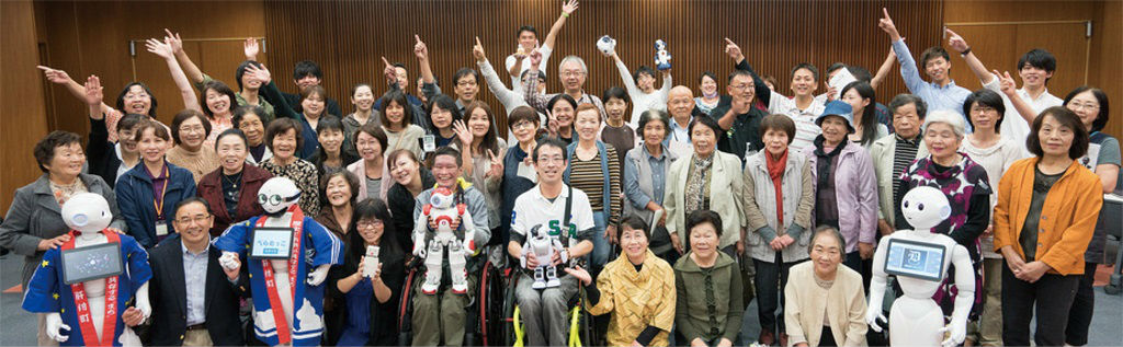 「共創のまち・肝付」のキックオフイベントにて (画像提供:肝付町)