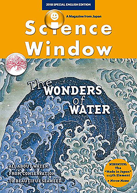 [2018 English Edition vol.7] The Wonders of Water