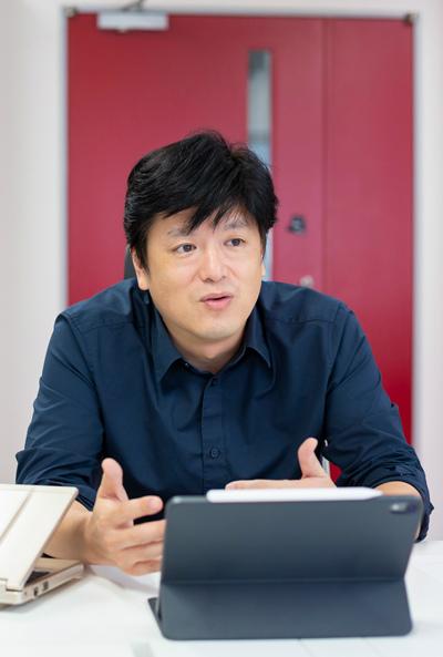 竹内昌治(たけうち・しょうじ) 東京大学大学院情報理工学系研究科知能機械情報学専攻 生産技術研究所(兼務) 教授