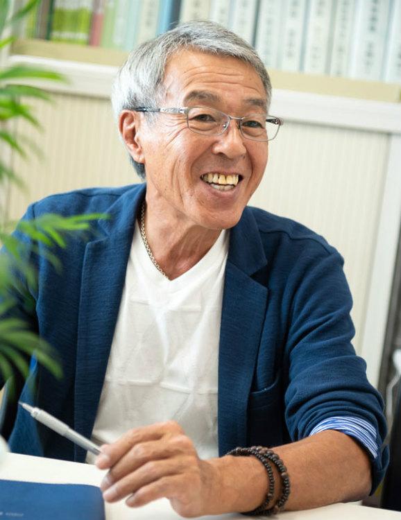 山形大学農学部付属やまがたフィールド科学センター エコ農業部門長・教授 浦川修司さん