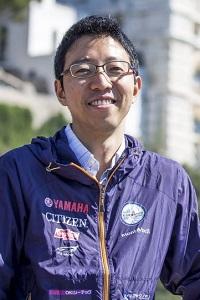 海洋研究開発機構(JAMSTEC)・大木健さん
