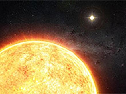 太陽はもともと連星だった? 米グループが可能性示す
