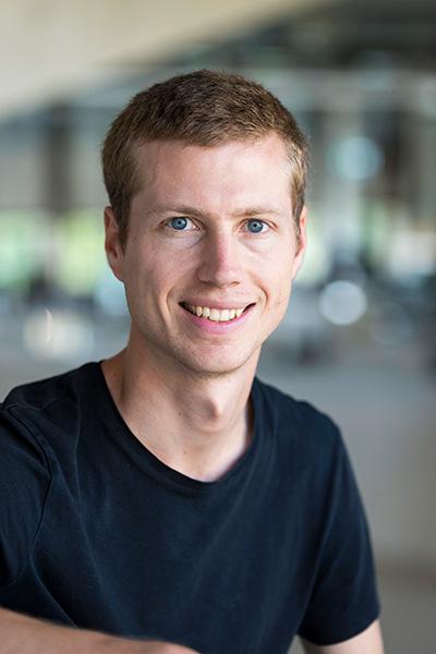 ローランド・シーグリストさん(画像提供:サイバスロン/ETH Zürich)