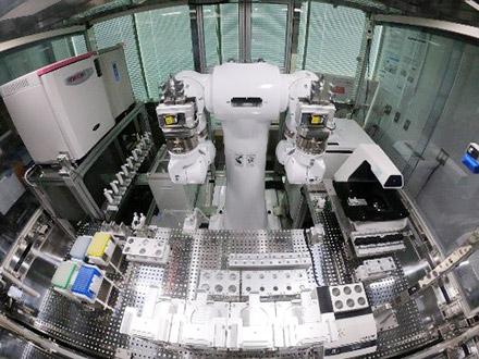 培養実験、ロボットとAIで自律化 感染症下の研究継続に道
