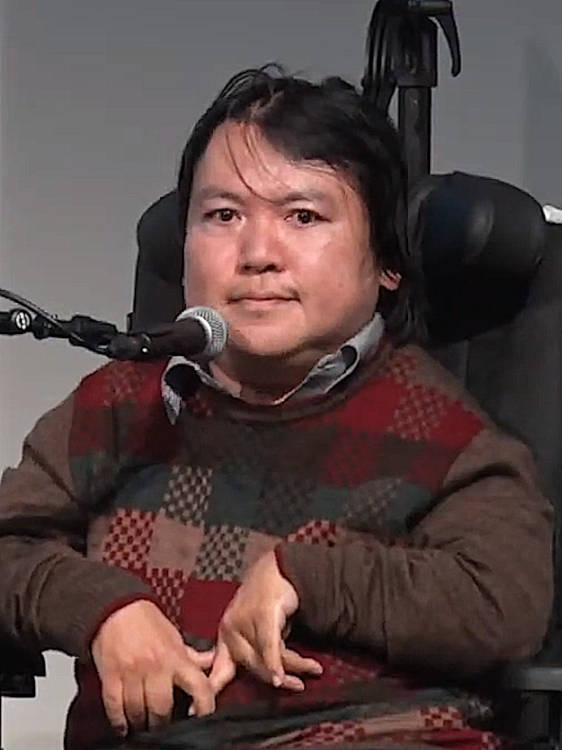 東京大学の熊谷 晋一郎准教授
