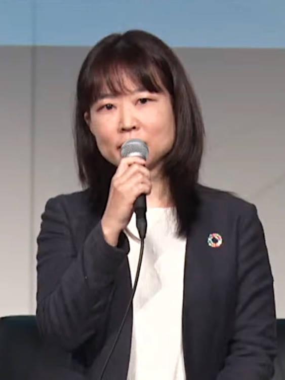 NECの武藤裕美氏