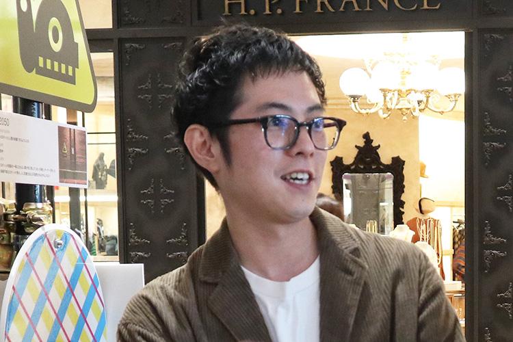 河野洋輔(博報堂アイ・スタジオ アートディレクター/デザイナー)